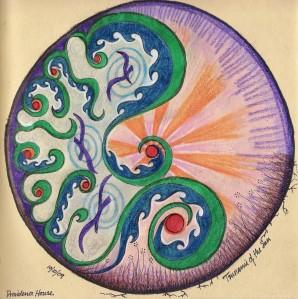 Tsunami of the Sun 001